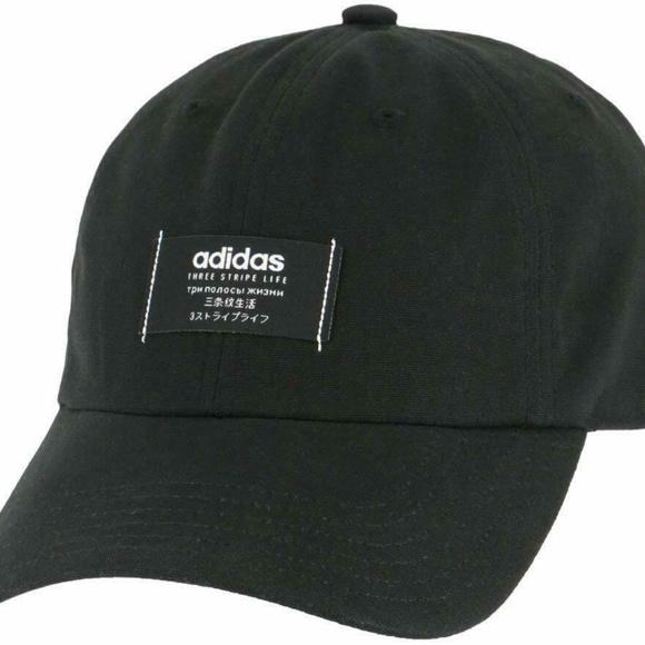 8efc2a48c52 adidas Men s Impulse Relaxed Adjustable Cap NEW